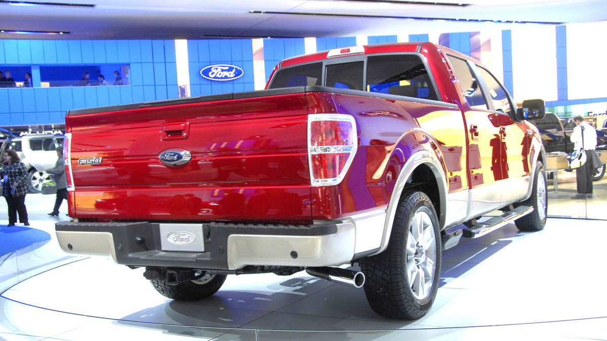 ford f150 03