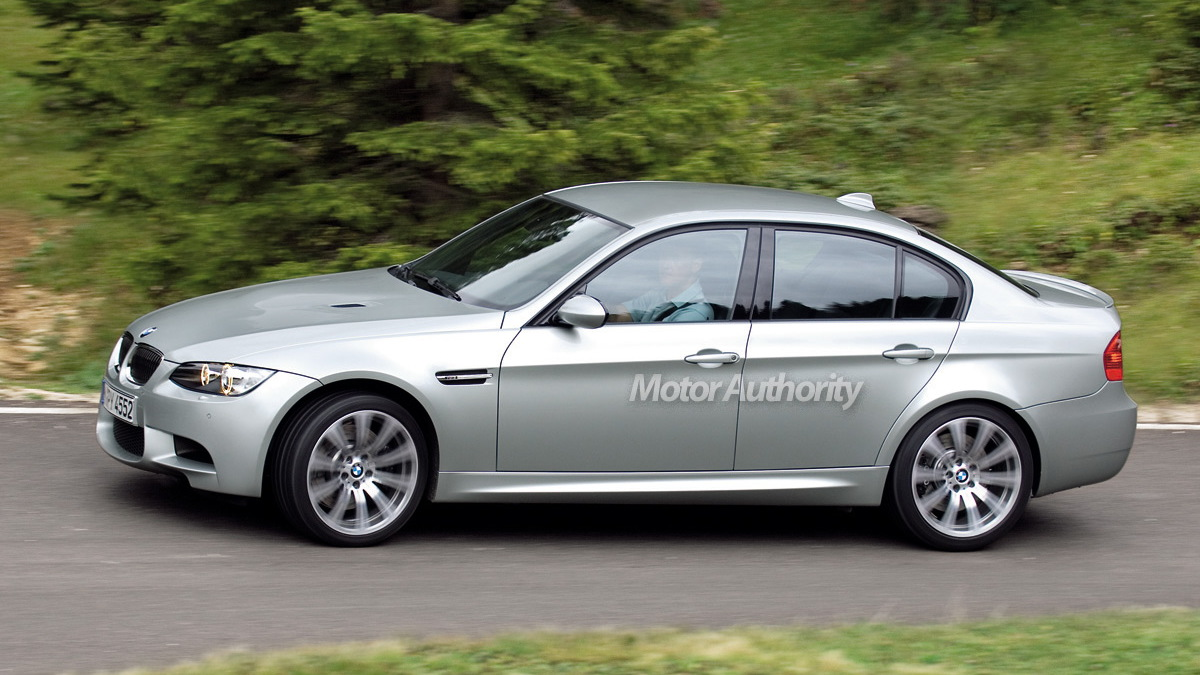 2008 bmw m3 sedan motorauthority 003