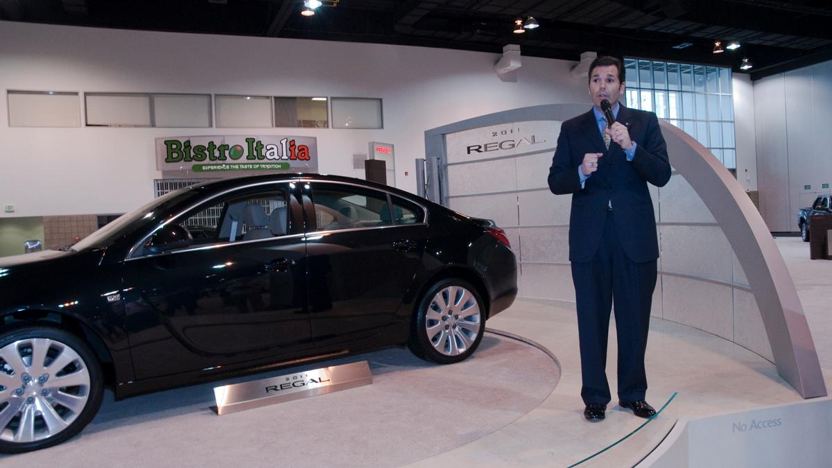 2010 Denver Auto Show: GM Showcases 2011 Buick Regal