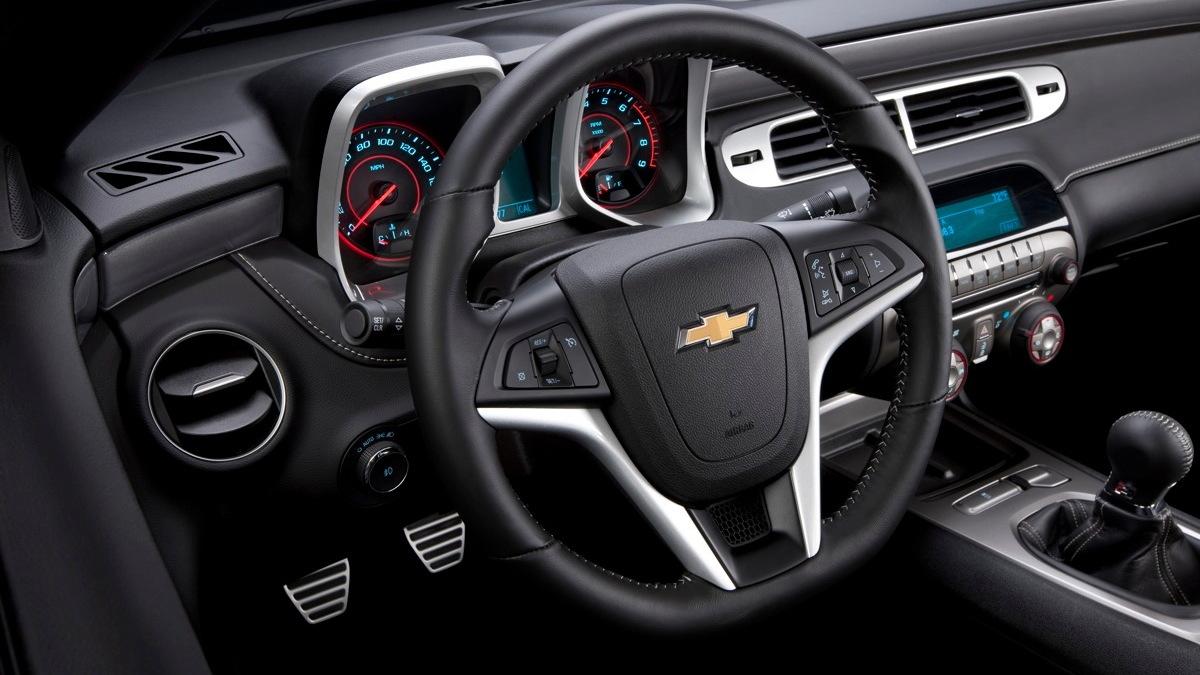 2012 Chevrolet Camaro 1LE Concept