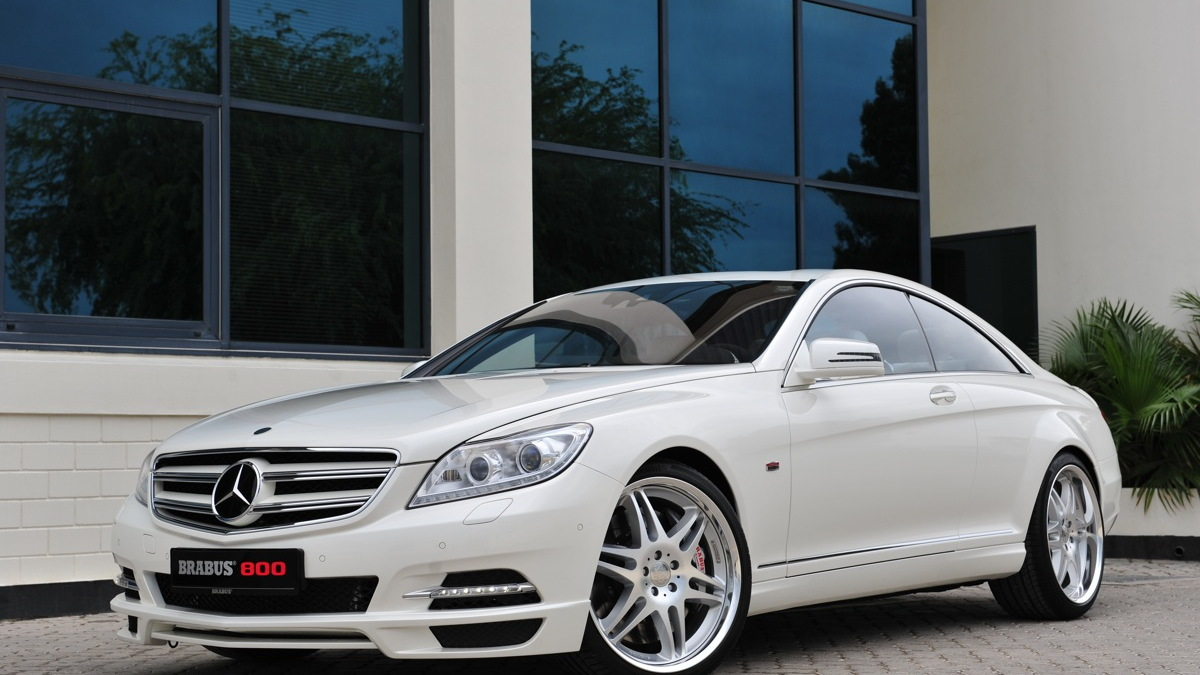 The Brabus 800 Coupe