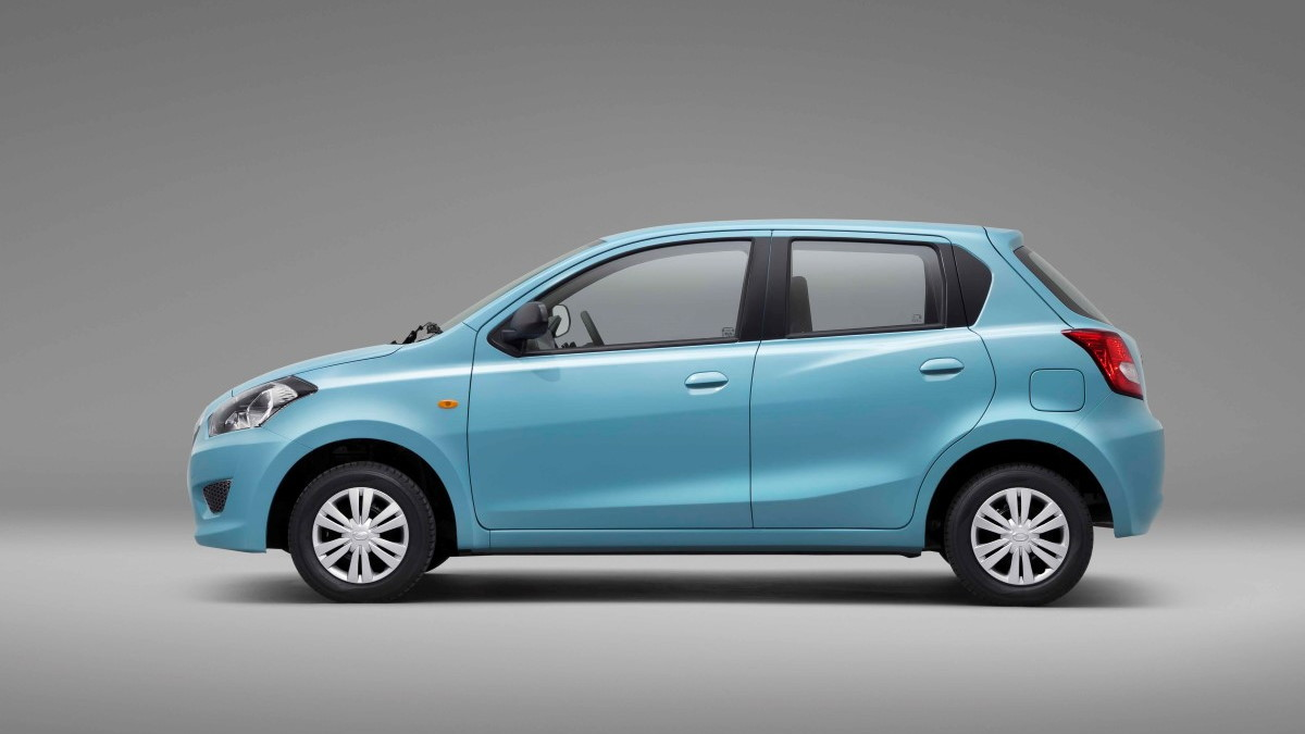 Datsun Go - Budget subcompact for Indian market