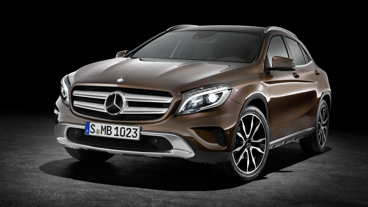 2016 Mercedes-Benz GLA