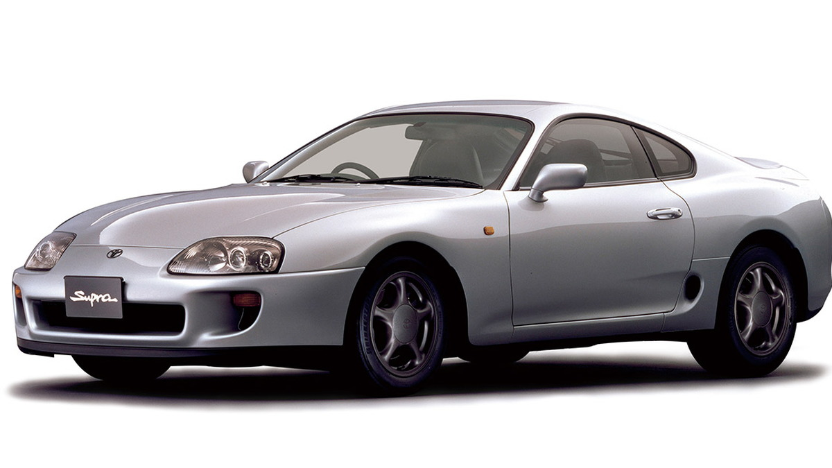 A80 fourth-generation Toyota Supra