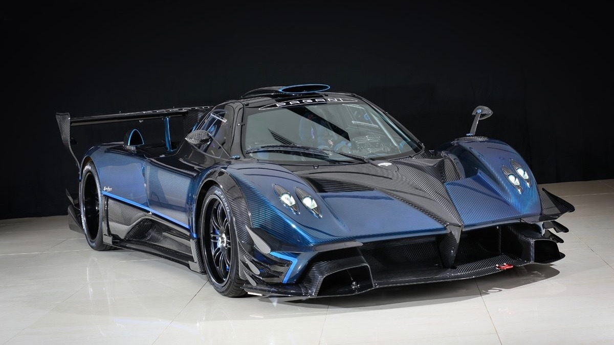 Pagani Zonda Revolucion (Photo by BH Auction)
