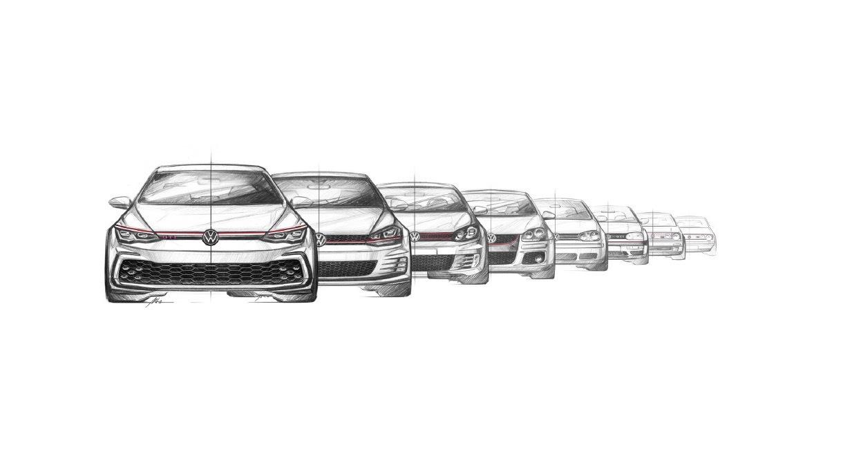 Volkswagen GTI generations