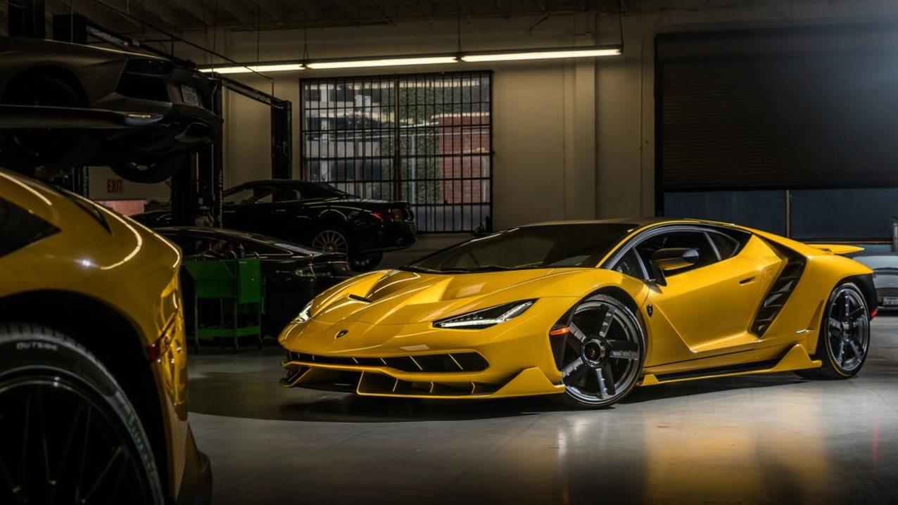 Lamborghini Is Recalling All 11 Centenarios In The Us