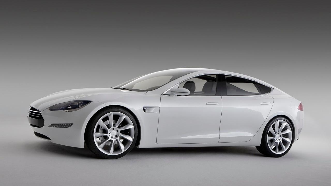 2012 Tesla Model S prototype