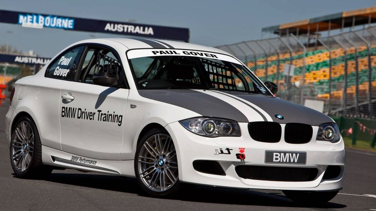 Bmw To Pit 135i Against F1 Car V8 Supercar At Australian Gp