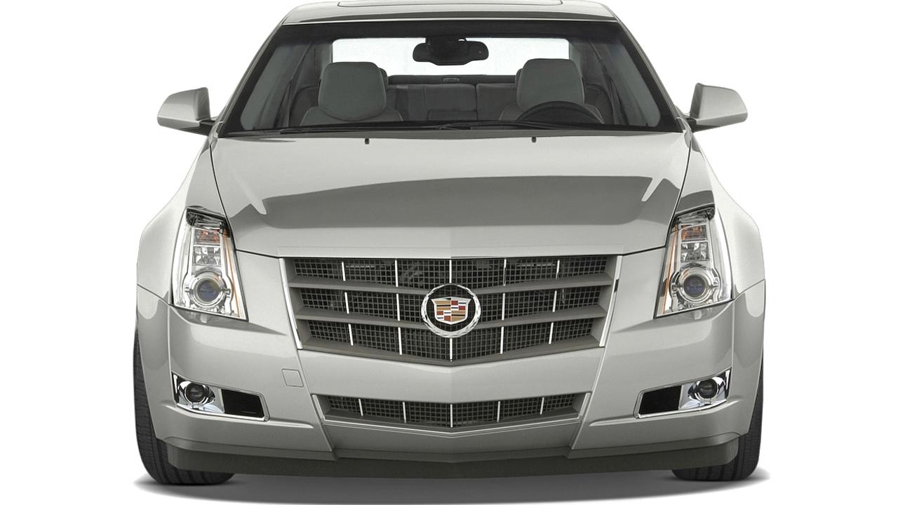 2010 Cadillac CTS 4-door Sedan 3.0L RWD Front Exterior View