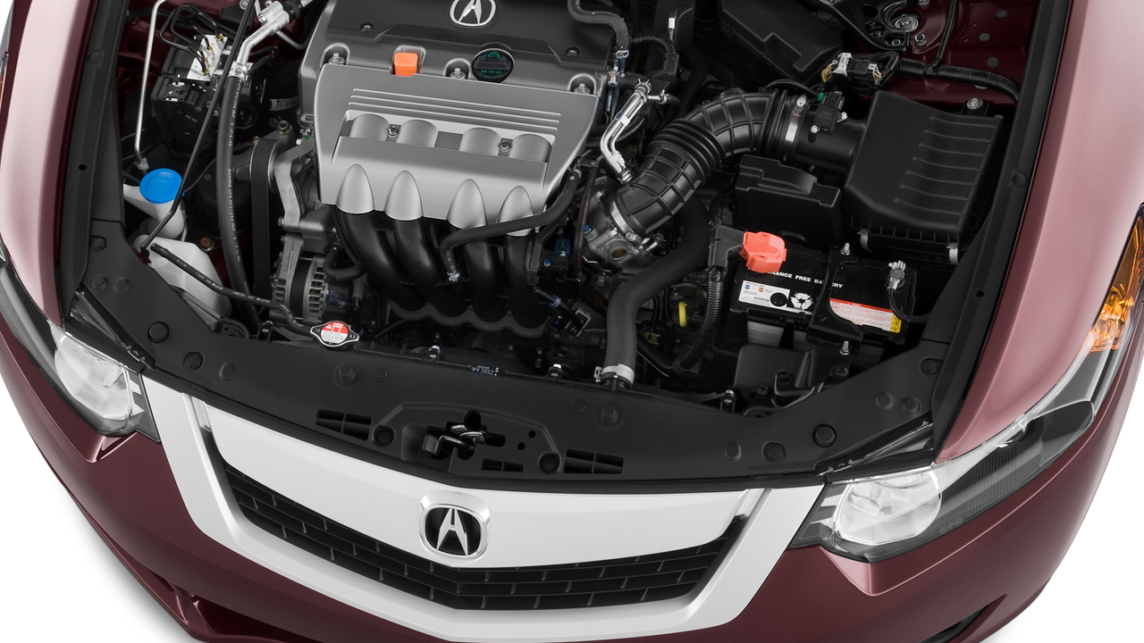2010 Acura TSX 4-door Sedan I4 Auto Engine