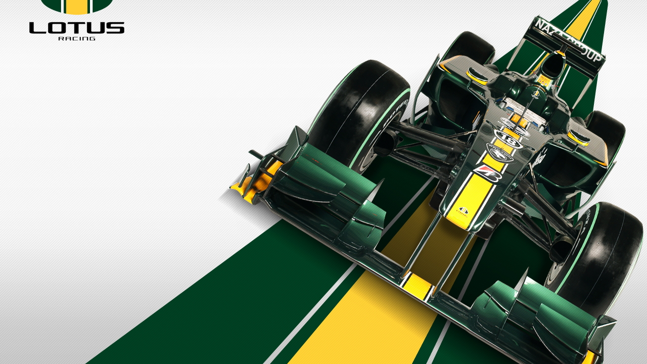Lotus Racing Lotus-Cosworth T127