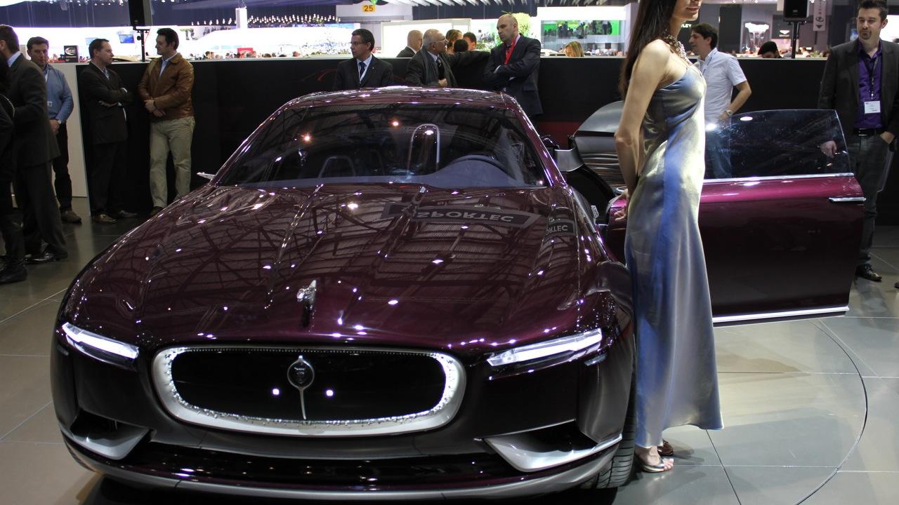2011 Bertone B99 Jaguar concept