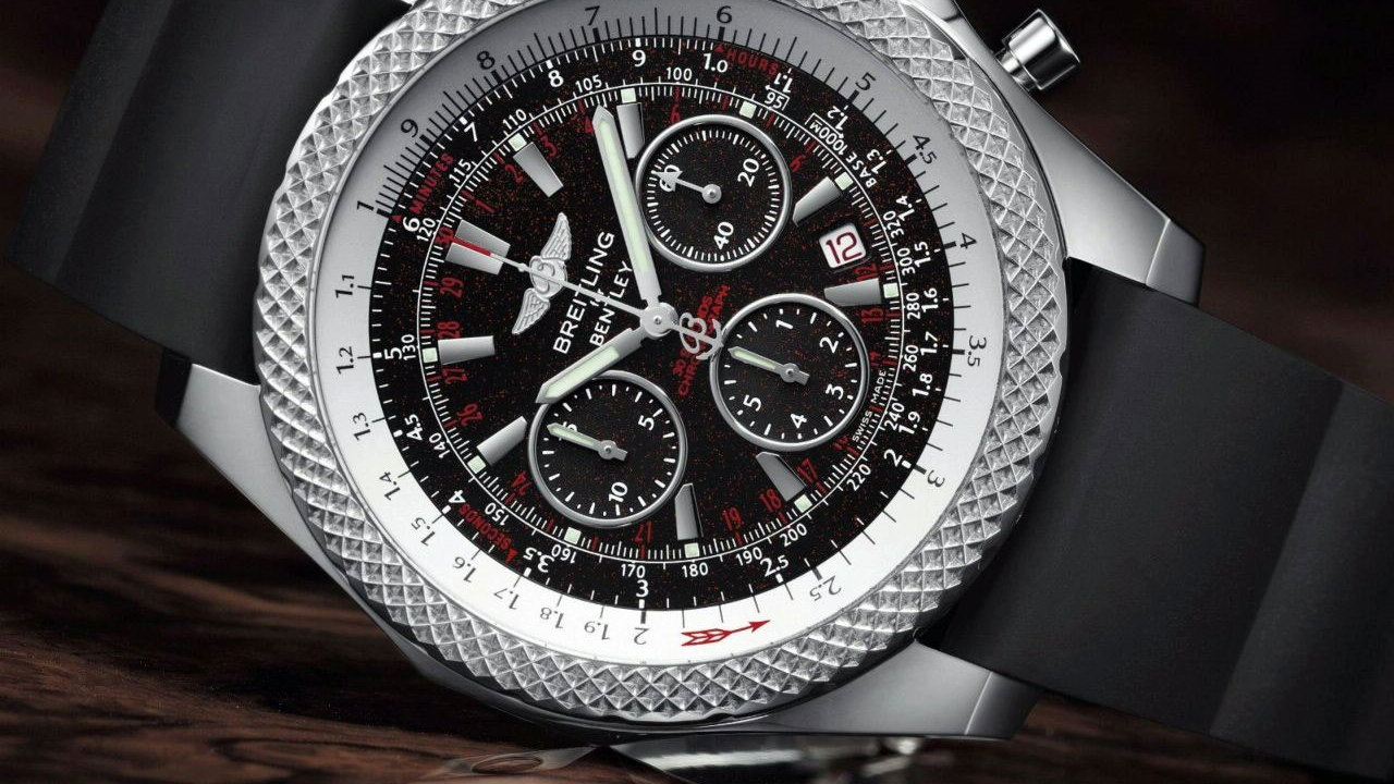 Breitling Bentley G3
