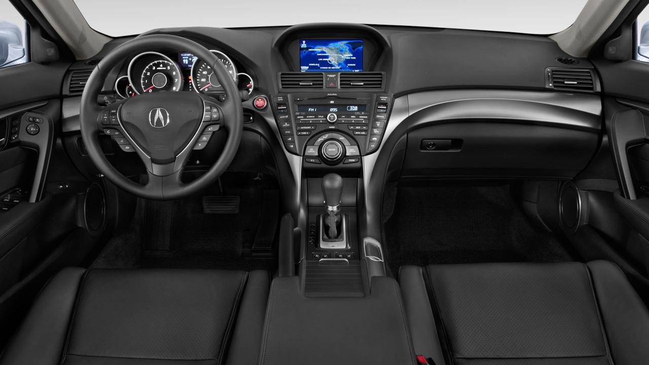 2013 Acura TL 4-door Sedan Auto 2WD Advance Dashboard