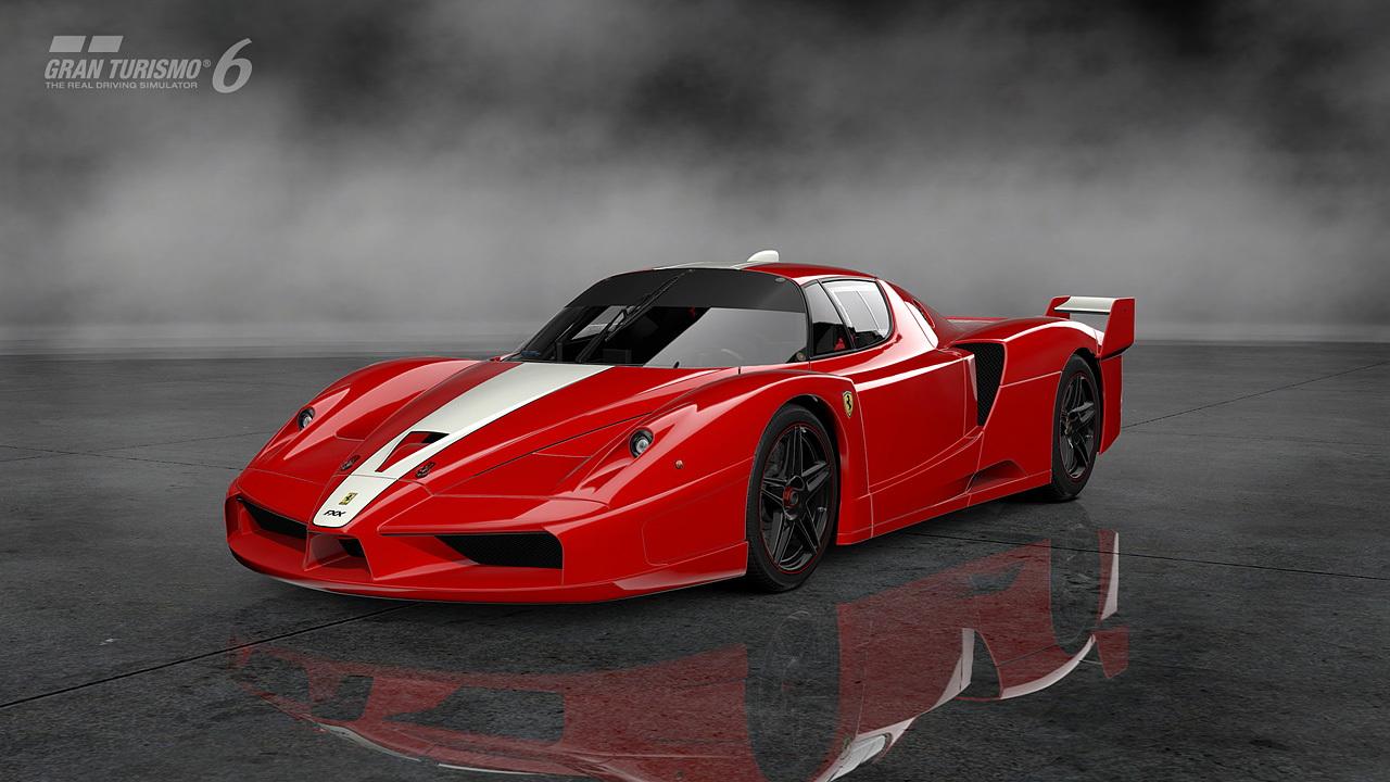 2007 Ferrari FXX in Gran Turismo 6