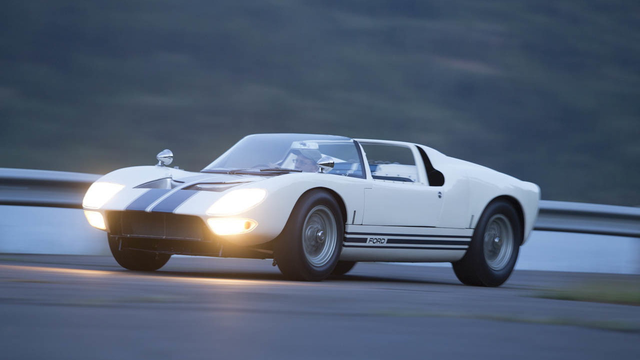 1965 Ford GT40 Roadster prototype (Chassis GT/108)