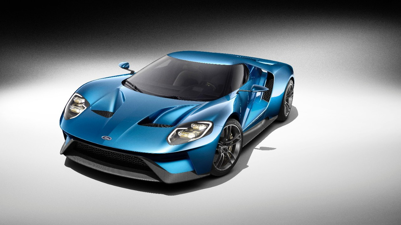 New Ford GT, 2015 Detroit Auto Show