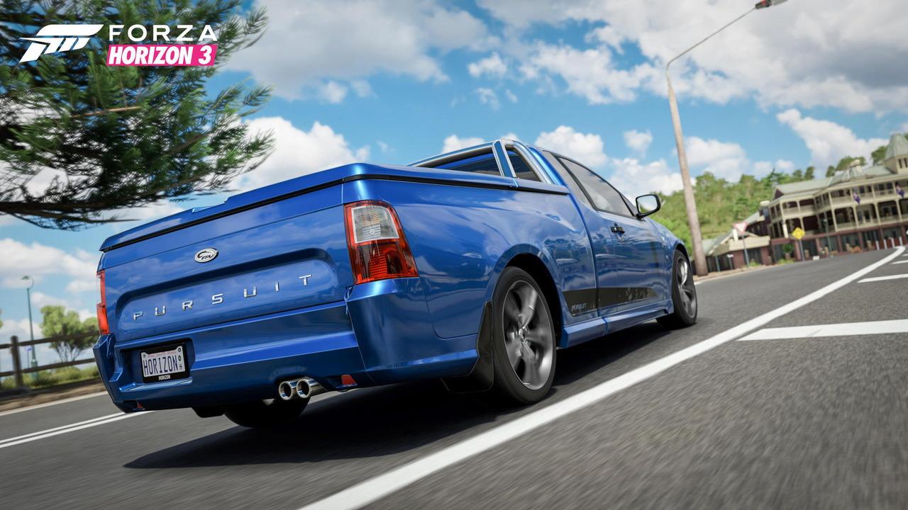 Forza Horizon 3 Ute