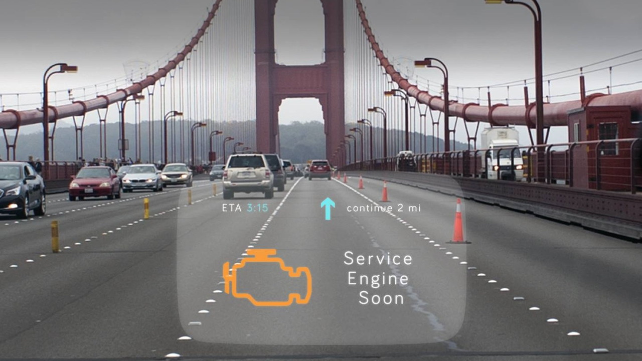 Samsung and Harman investing in Navdy aftermarket head-up display