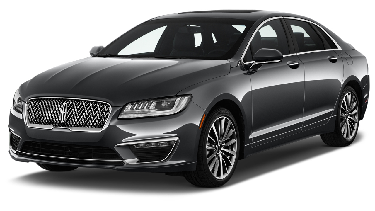 2019 Lincoln MKZ Hybrid FWD Angular Front Exterior View