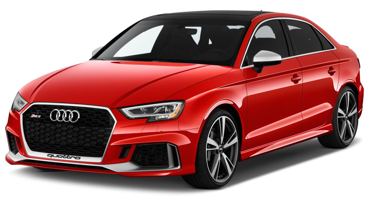 2019 Audi RS 3 2.5 TFSI S Tronic Angular Front Exterior View