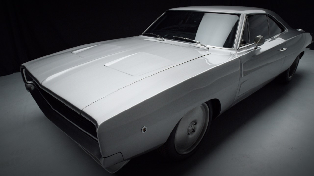 "Maximus超充电器 - Modified 1968 Dodge Charger featured in ""Furious 7"""