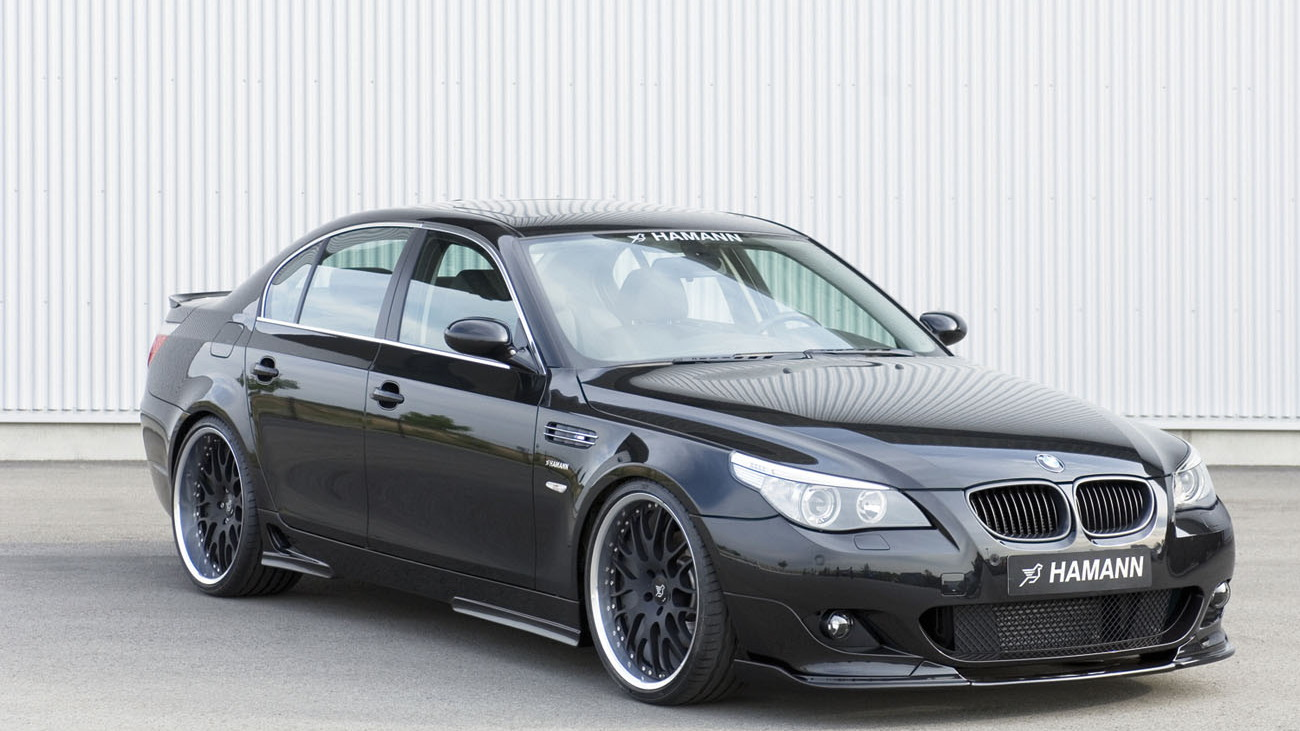 tpp hamann 535d front angular view b.high