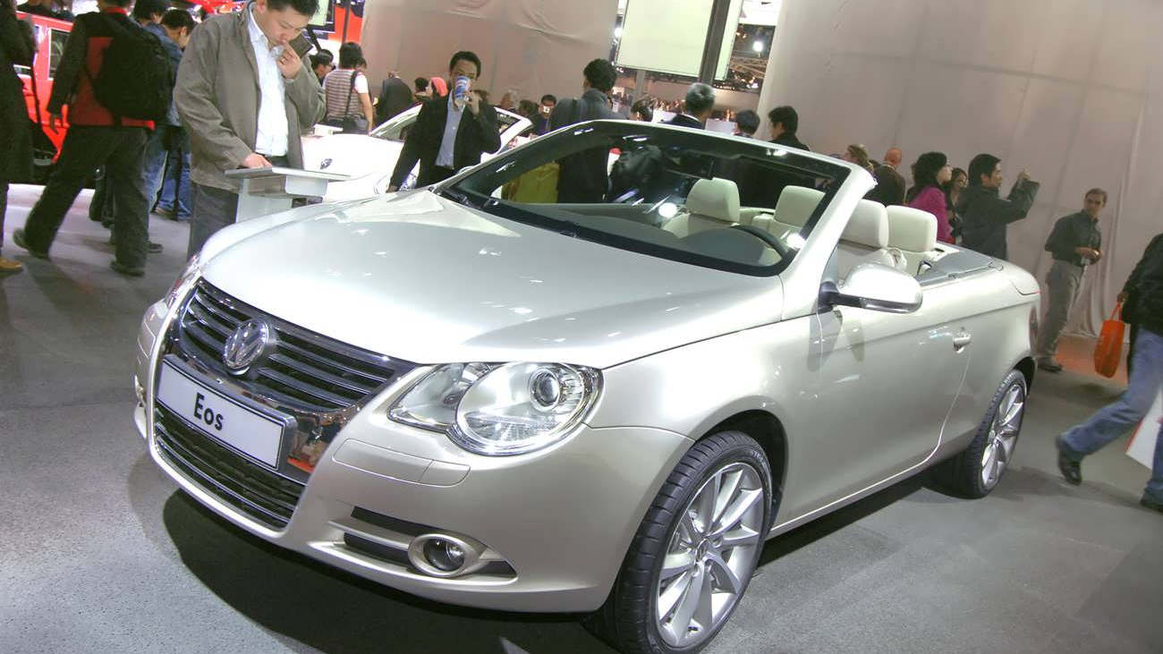 vw eos front