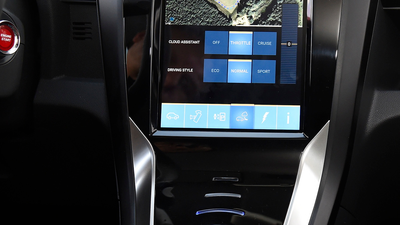 ZF E-Bobility Advanced Urban Vehicle  -  Germany, 2015