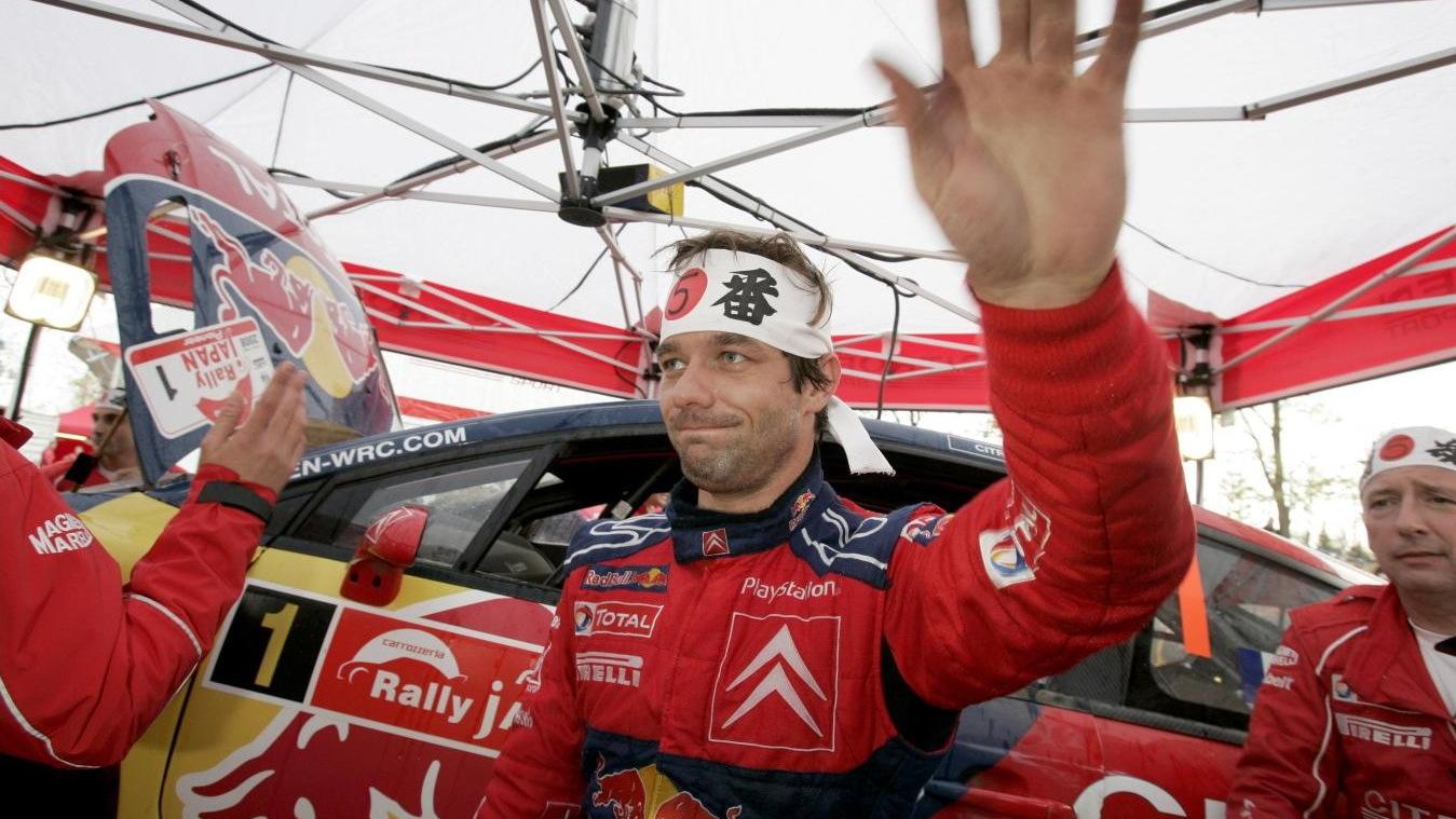 Sebastian Loeb, 2008 Rally Japan