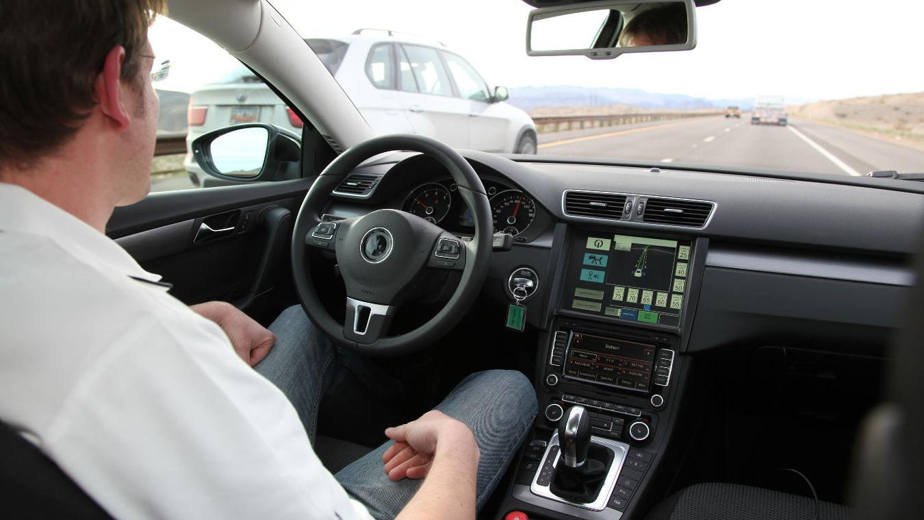 Continental gets Nevada approval to test autonomous cars