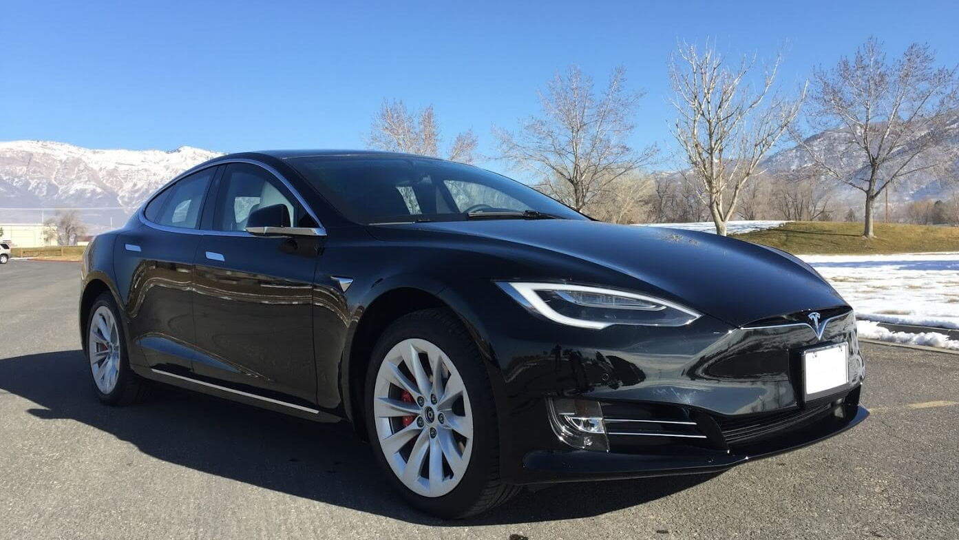Armormax Armored Tesla Model S