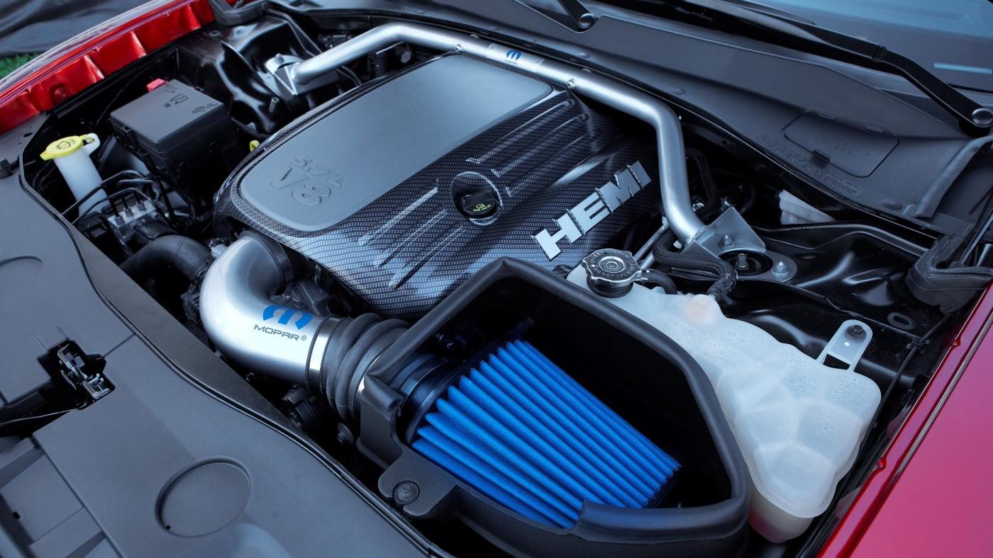 2014 Dodge Challenger & Charger 'Scat Pack'