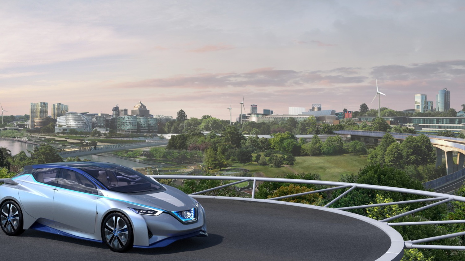 Nissan Your Electric Car Is The Fuel Station Of The Future Video