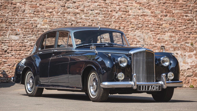 1959 Bentley S2 own by Richard Hammond (photo via Silverstone Auctions)