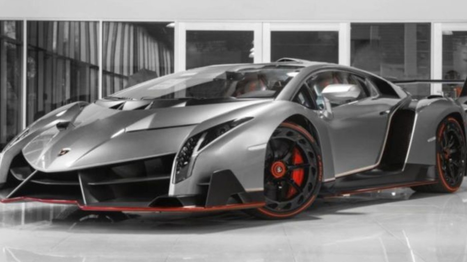 A Lamborghini Veneno Is For Sale For 9 5m