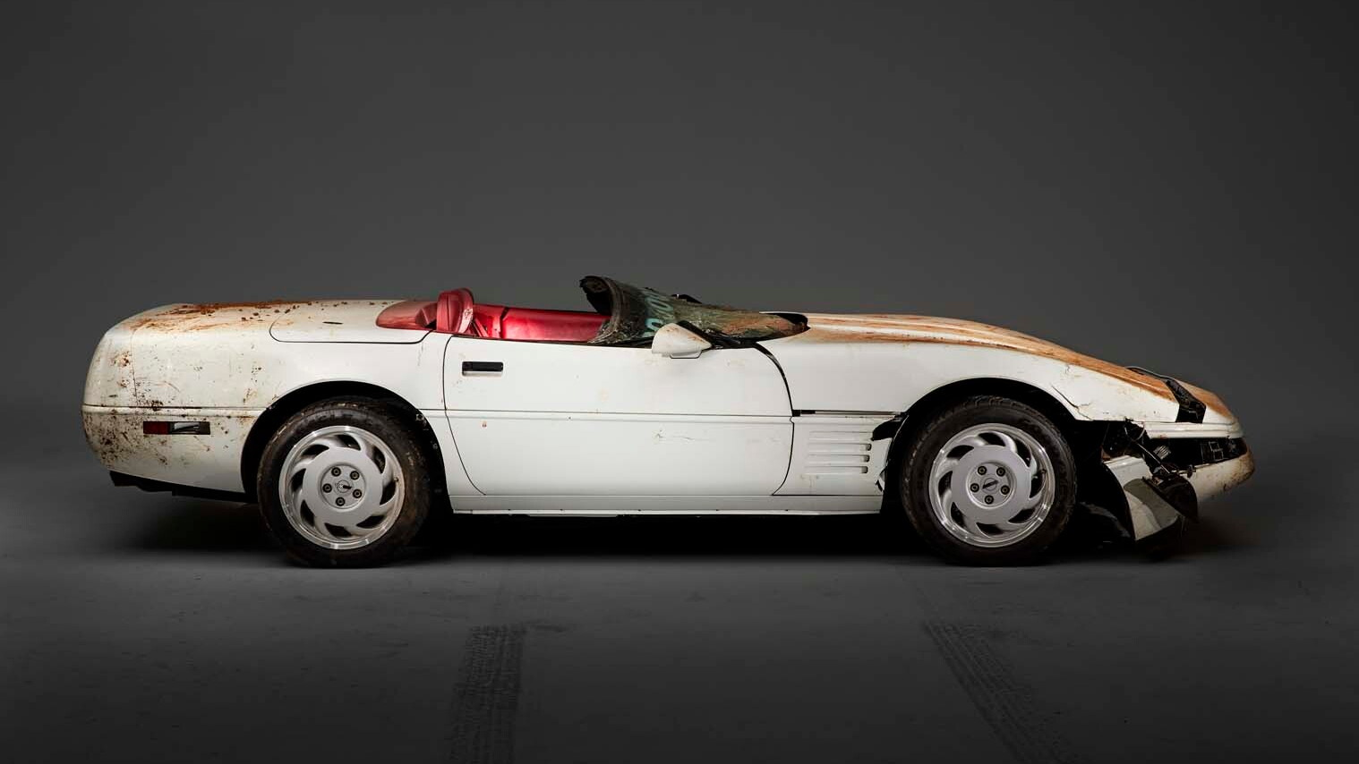 Millionth Corvette