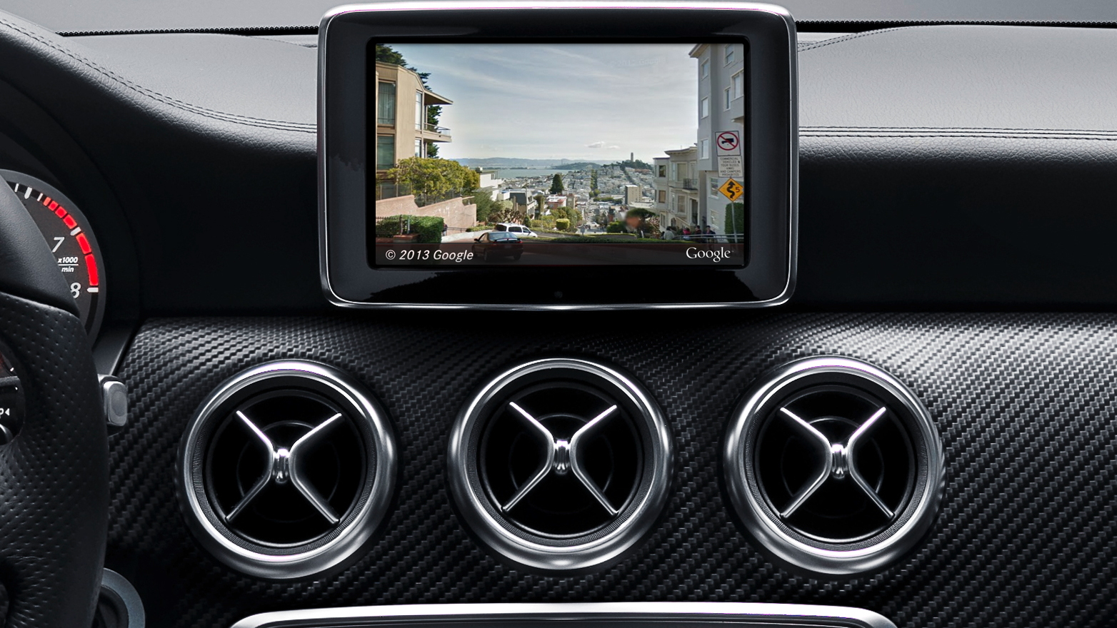 Mercedes-Benz DriveStyle App