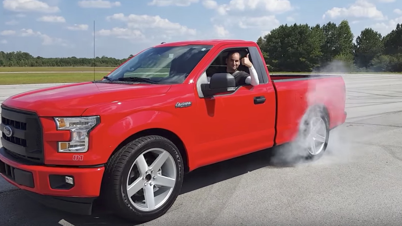 New Ford Lightning >> Georgia Ford Dealer Will Build You A New F 150 Lightning