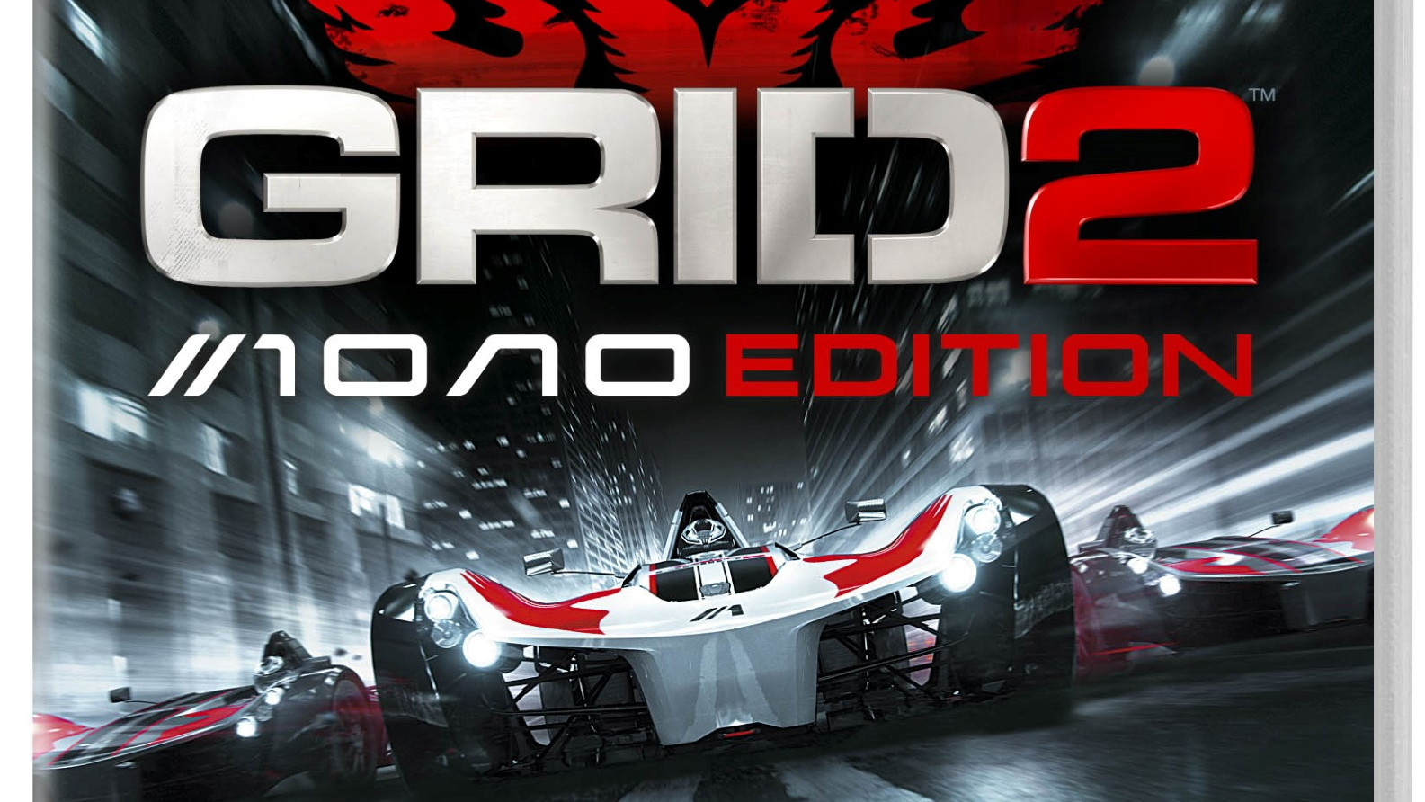 GRID2: Mono Edition