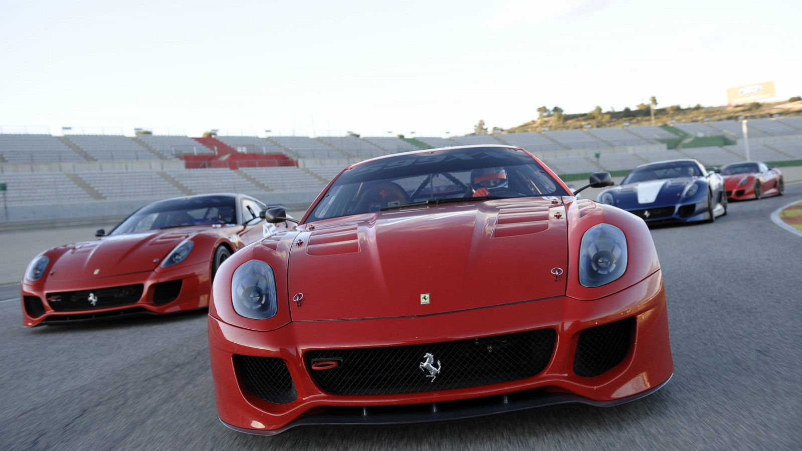 Ferrari 599XX at Valencia