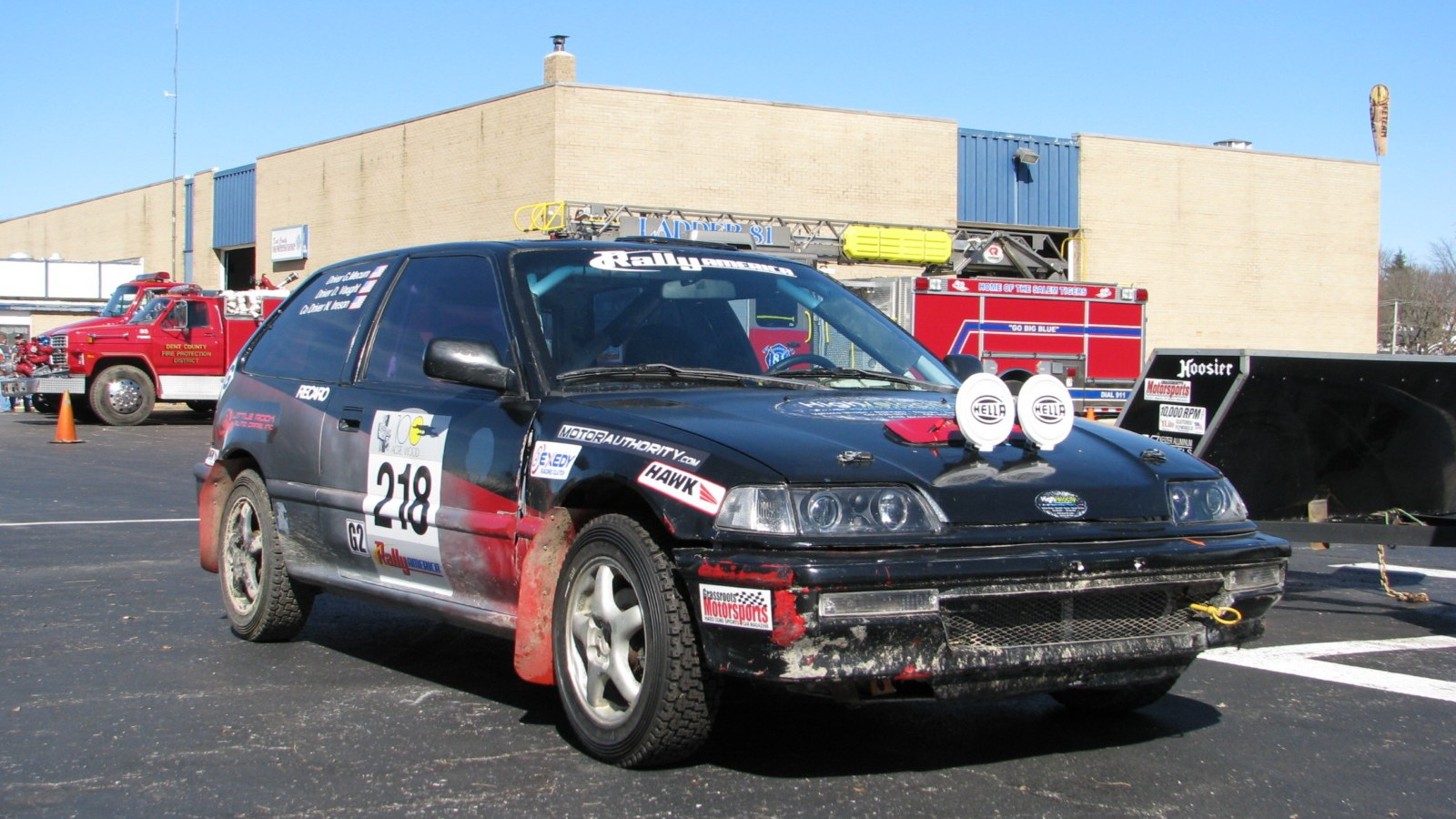 2010 Rally in the 100 Acre Wood