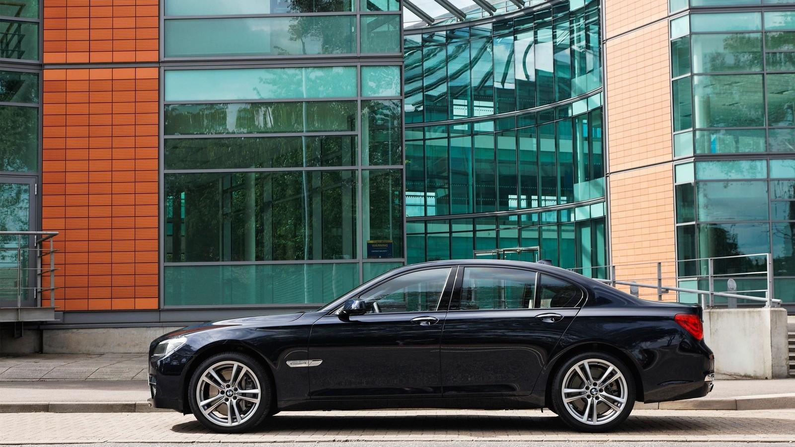 2011 BMW 740d xDrive