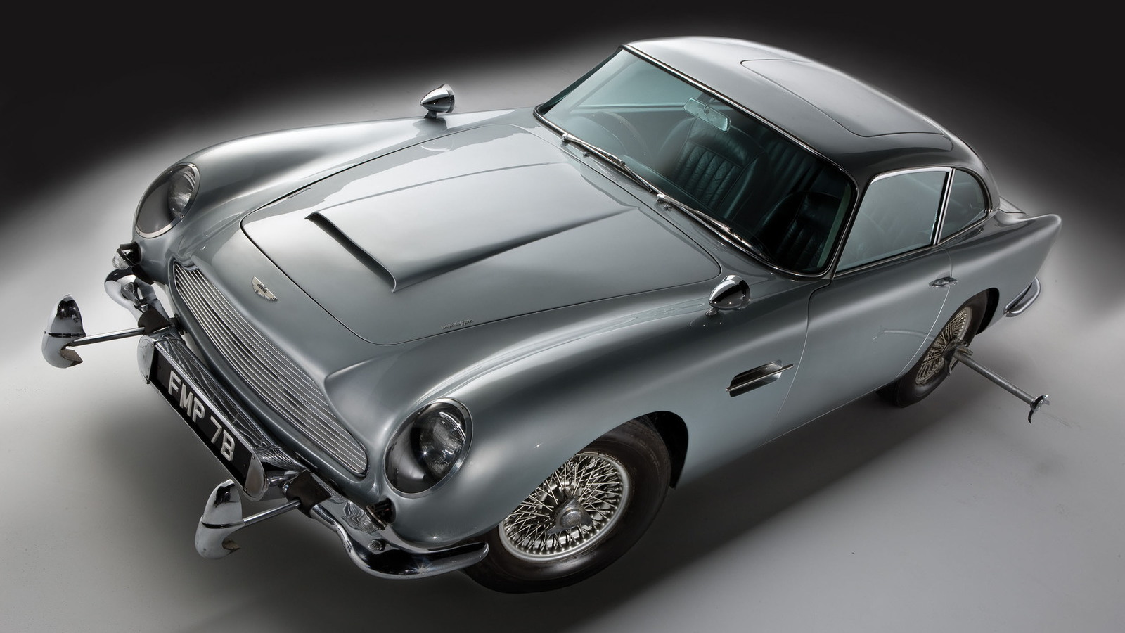 1964 Aston Martin DB5 James Bond movie car