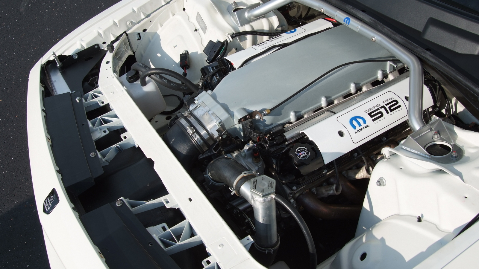 2011 Dodge Challenger V-10 Drag Pak