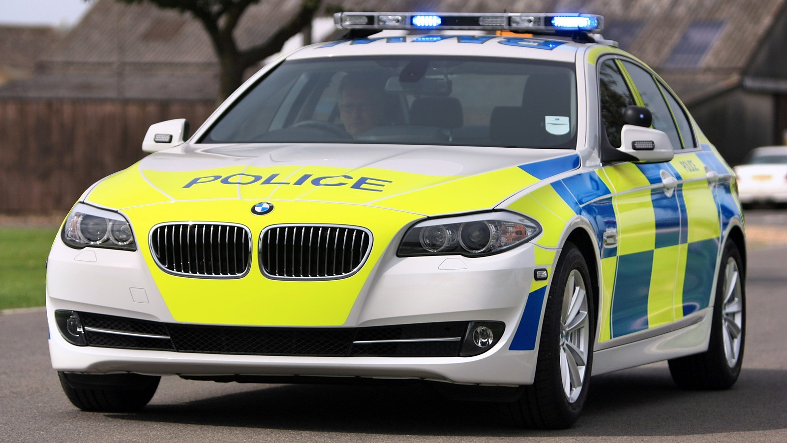 2011 BMW UK Police vehicles
