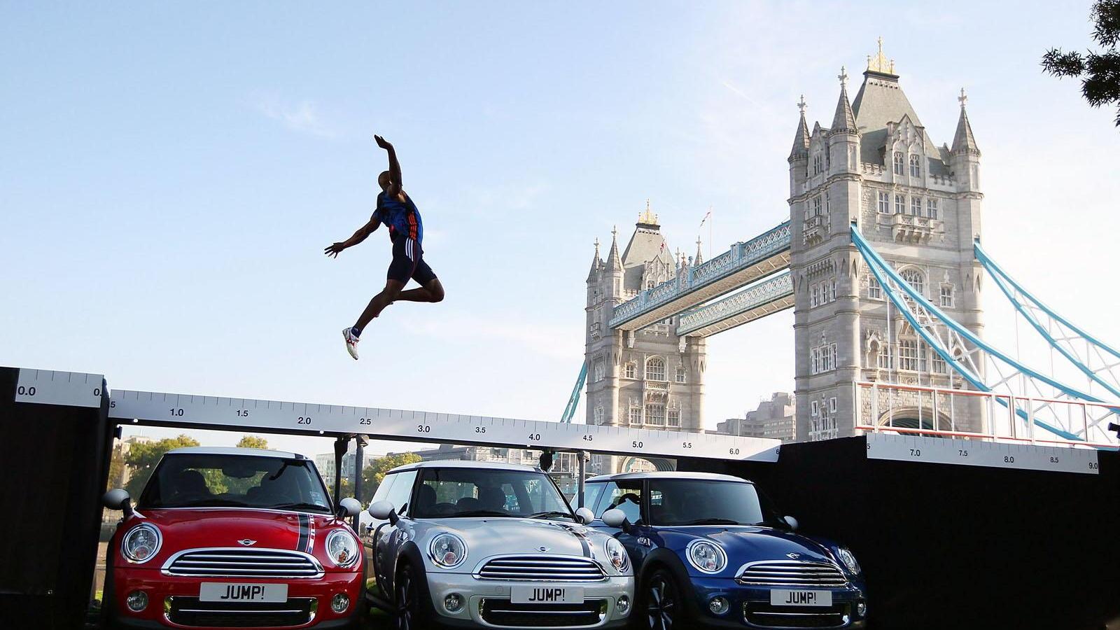 Mini Cooper London 2012