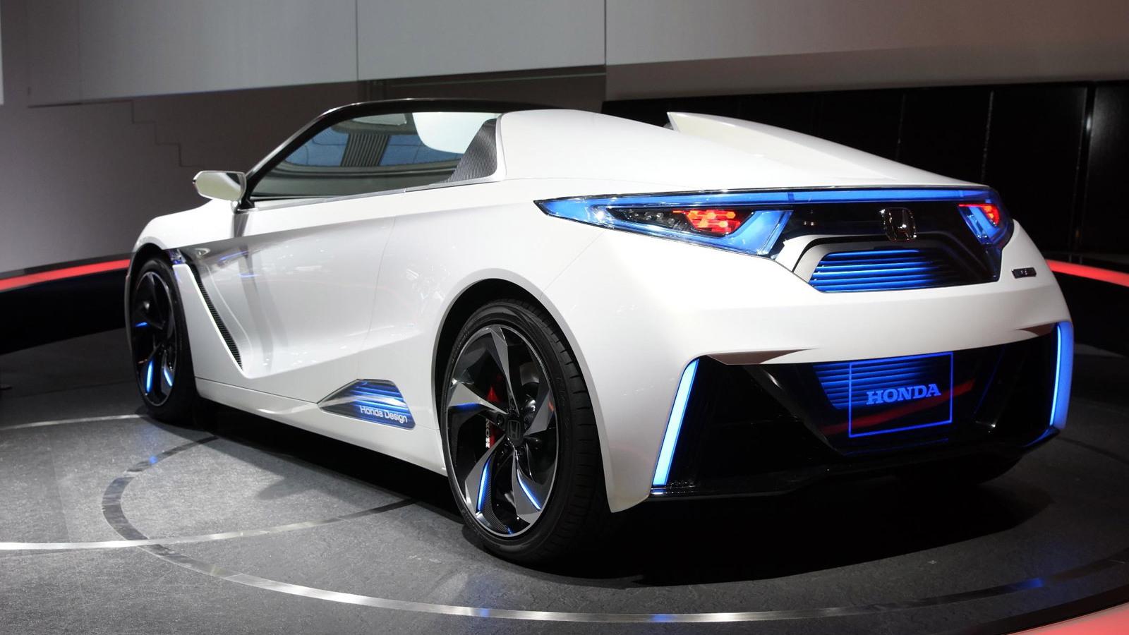 2011 Honda EV-STER Concept live photos