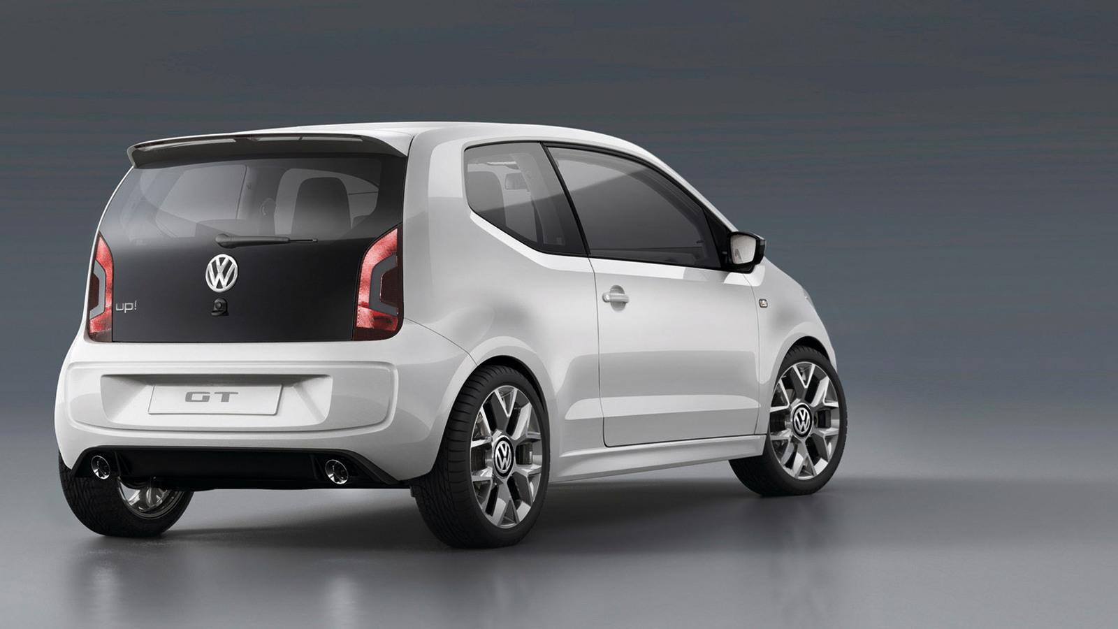 2011 Volkswagen up! GT Concept